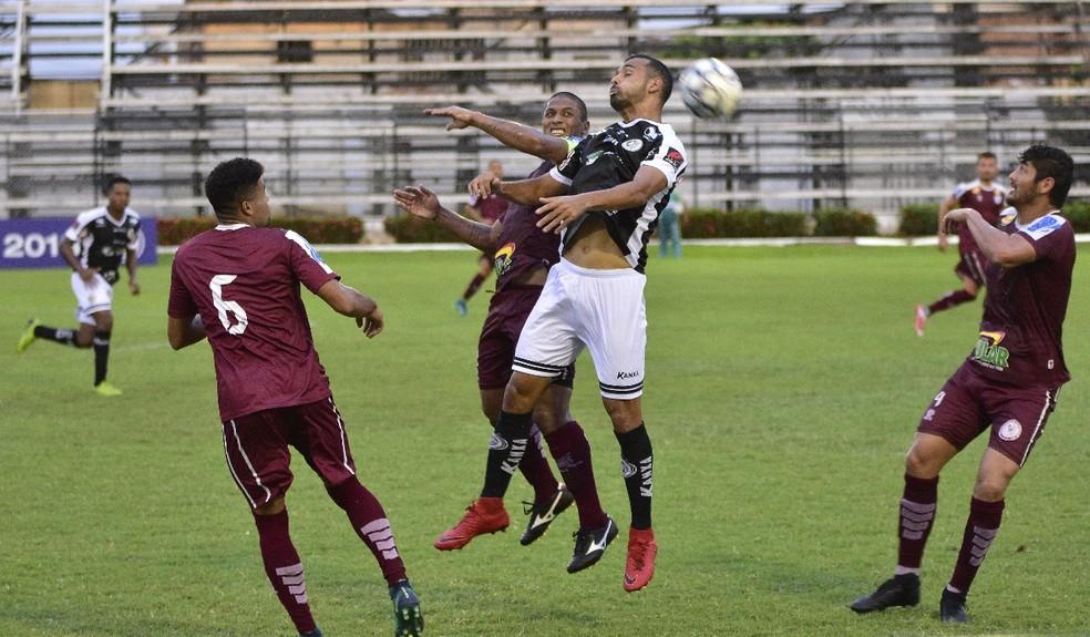 ... ASA ainda não venceu na Série D do Brasileiro — Foto  Pedro Silva Ascom a05036b79e239
