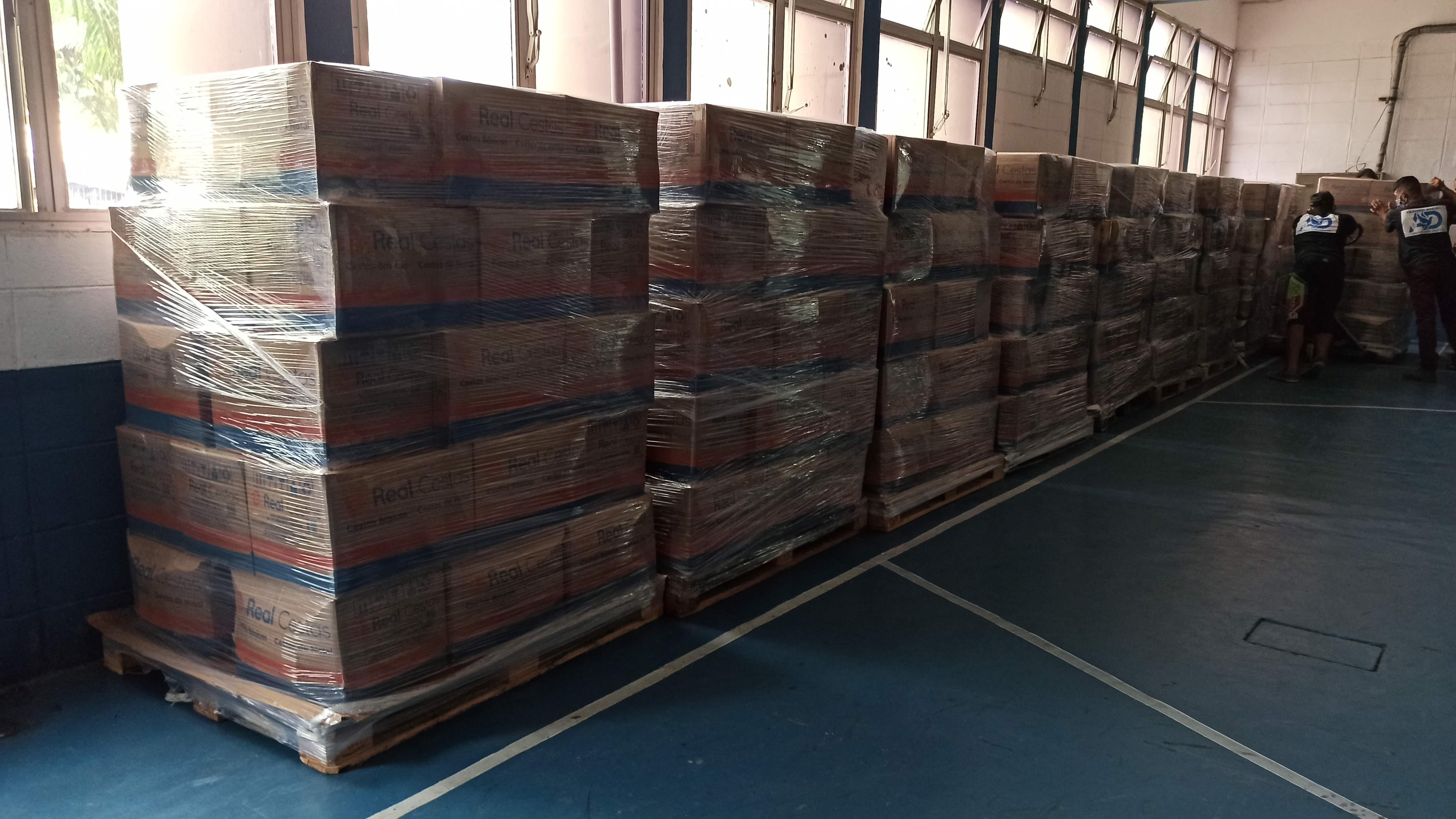 Programa 'Alimento Solidário' beneficiará mais de 6 mil famílias em extrema pobreza de Guarujá