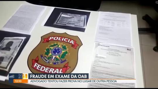 Advogado é preso por tentar fraudar prova da OAB