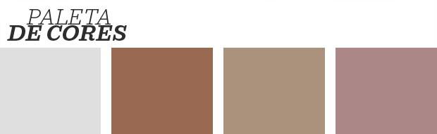 Décor do dia: closet diferente em cores neutras (Foto: Reprodução)