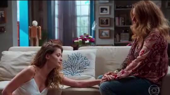 Isabel se arrepende de suas maldades e pede ajuda à mãe; reveja a cena