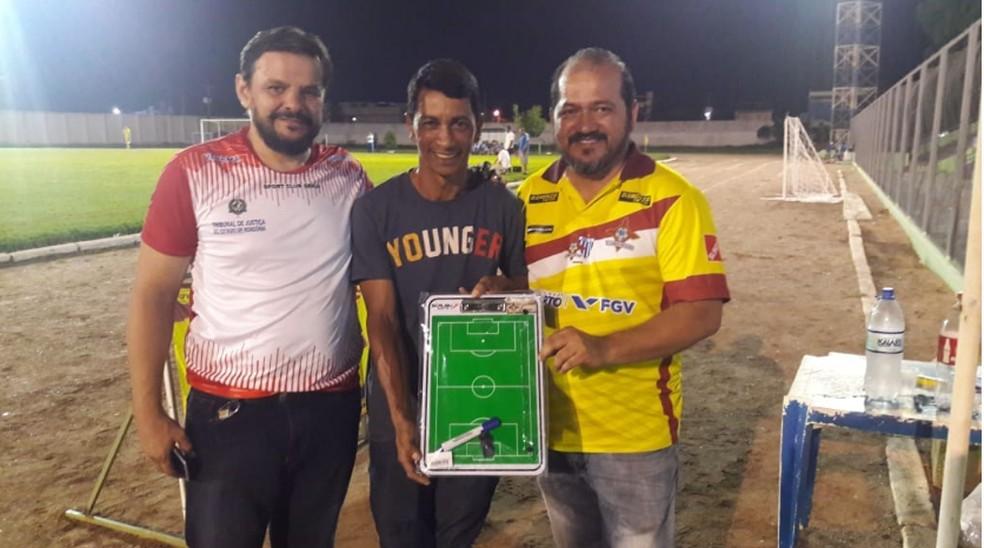 Espotivo ganhou do Avaí com o placar de 5 a 1 — Foto: Evaldo Silva / arquivo pessoal