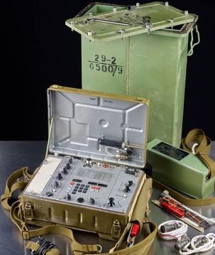Rádio de espionagem é desenterrado 30 anos após ser escondido pela URSS