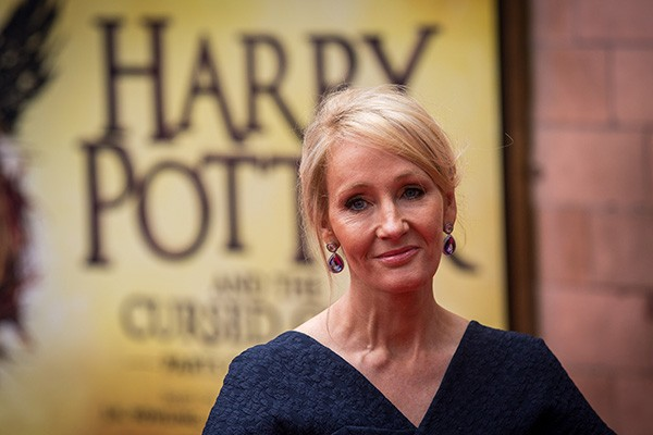 J.K. Rowling (Foto: Getty Images)