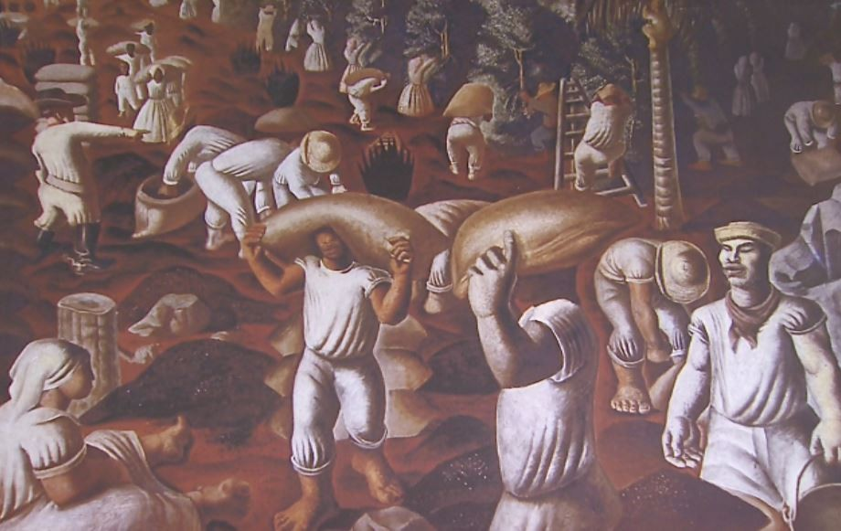 Exposição propõe experiência multissensorial das obras de Candido Portinari