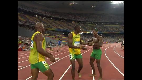 Medalha do Brasil no 4x100m nos Jogos de 2008 pode ser entregue em Tóquio 2020