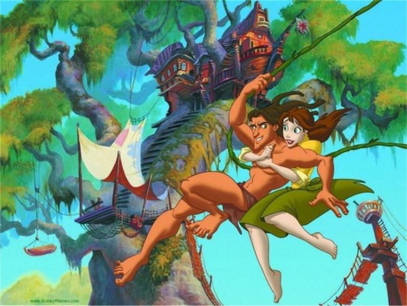 Papel De Parede Tarzan Download Techtudo