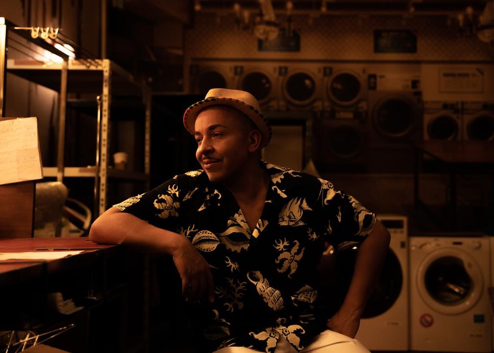 Lou Bega, o cantor de 'Mambo Number 5', em foto recente — Foto: Divulgação/Mischa Lorenz