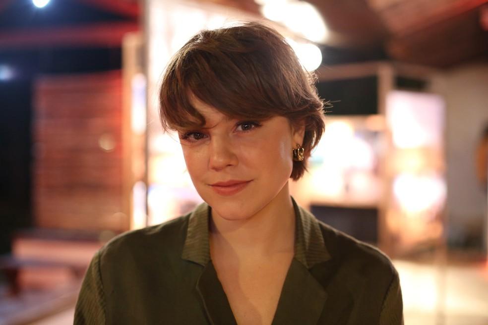 Alice Wegmann interpreta Maria em 'Onde Nascem Os Fortes' (Foto: Gabriel Nascimento/Gshow)