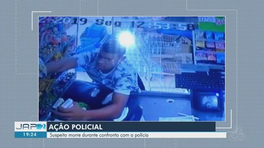 Suspeito de assalto em Santana morre em troca de tiros com policiais do Bope em Macapá