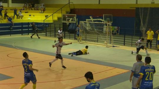 Em final eletrizante, Vivaz vence Constelação, reverte vantagem e joga pelo empate para levar o 1º título roraimense de futsal