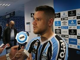 Ramiro, do Grêmio, recebe contato e entra na mira do Corinthians (Beto Azambuja)