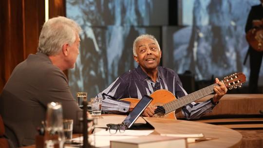 Gilberto Gil reflete sobre a vida: 'Depois dos 70, a meditação sobre a morte torna-se necessária'