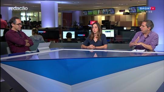 """Jornalistas apontam desequilíbrio no elenco do Flamengo: """"Um jogador sai e o time não produz da mesma maneira"""""""