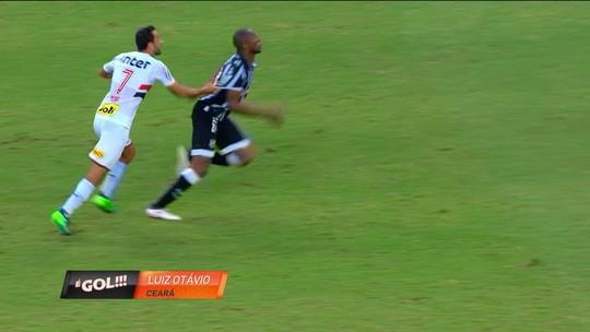 Confira os abusados da rodada do Campeonato Brasileiro