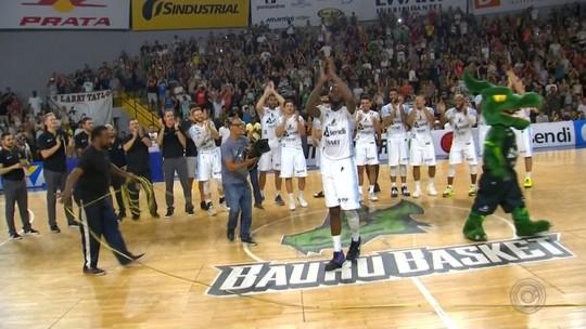 Bauru vence o Comunicaciones-ARG e conquista título inédito do Interligas