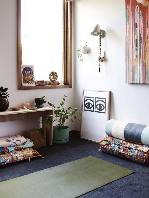 Yoga Em Casa 12 Ideias De Decoração Para Preparar Seu Cantinho Casa Vogue Ambientes