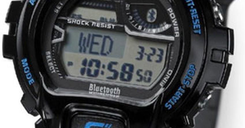 3be49a29472 Novo Casio G-Shock com Bluetooth 4.0 é aprovado pela FCC