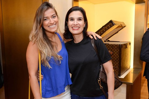 Fernanda Cardoso e Tatiana Smolentzov (Legal Counsel da Louis Vuitton Brasil)