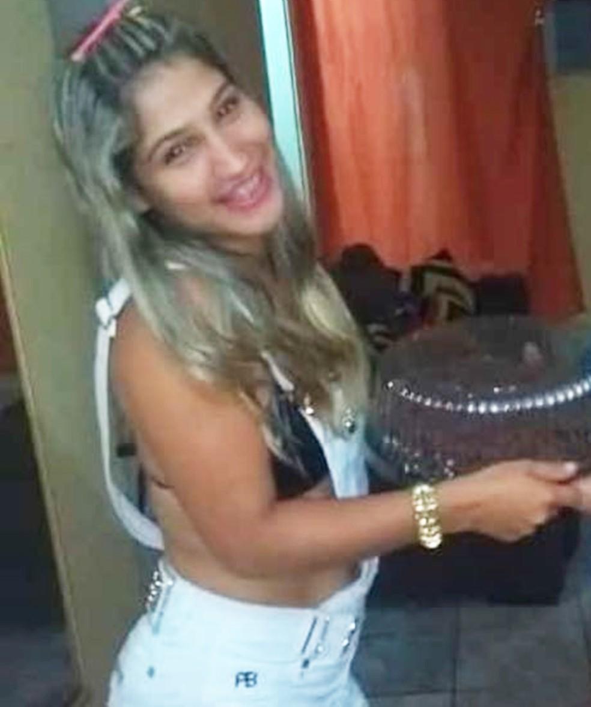 Josana Kelly Miranda Pegado comemorava aniversário de 23 anos quando foi assassinada (Foto: Arquivo Pessoal)