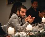 Humberto Carrão é Sandro em 'Amor de mãe' | Reprodução