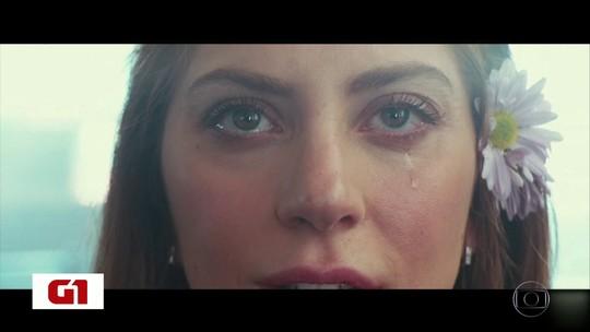 'Nasce uma estrela', 'Tudo por um popstar' e 'Goosebumps' são os novos filmes em cartaz