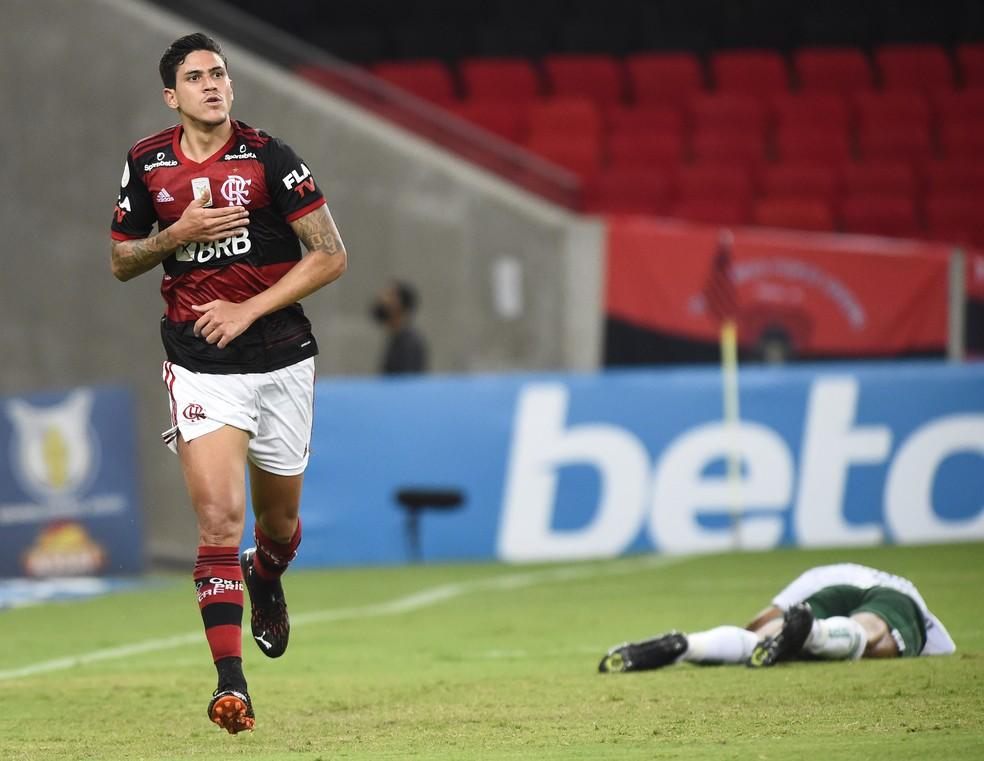 Pedro em noite iluminada, Bruno Henrique garçom, veja a avaliação dos jogadores do Flamengo