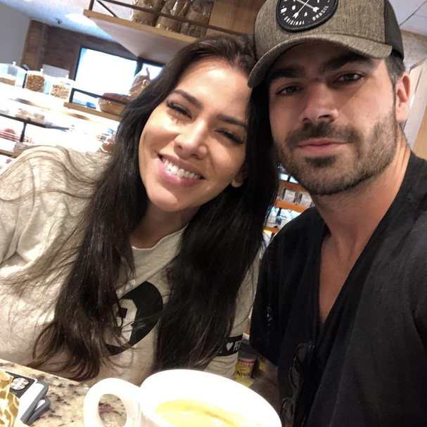 Adriana e Rodrigão (Foto: Reprodução Instagram)