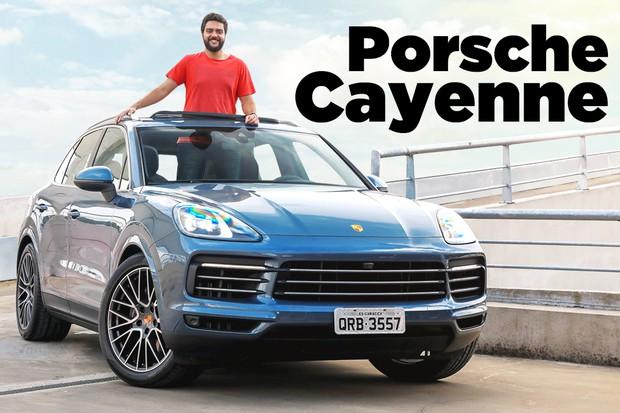 Vídeo: Porsche Cayenne (Foto: Autoesporte)