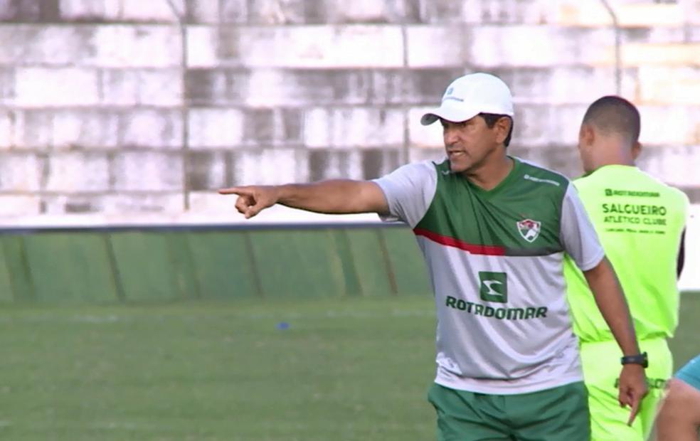 ... Para Sérgio China a vitória é a única alternativa do Salgueiro contra  ABC e Juazeirense — 15823f03ba880
