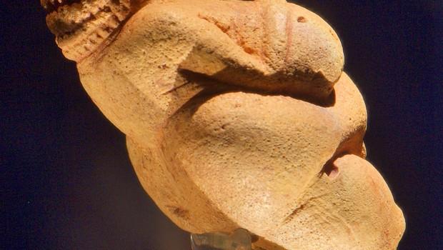 Vênus de Willendorf (Foto: Reprodução/Wikimedia Commons)