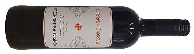 O So Vignerons Terres Cortal Cabernet Sauvignon