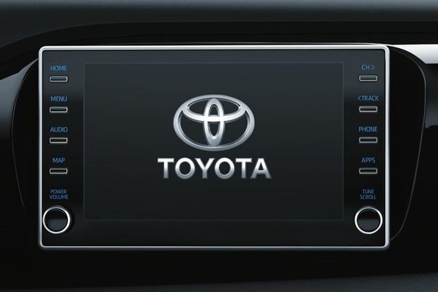Toyota Hilux 2020 (Foto: Divulgação)