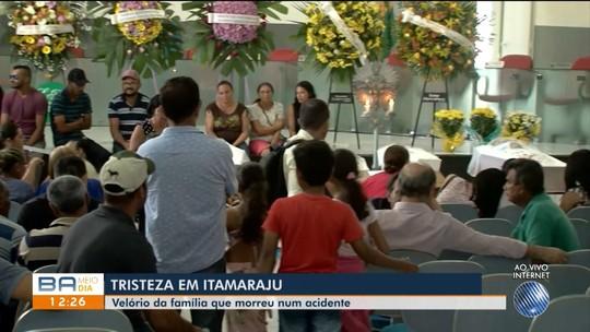 Família que morreu em acidente na Bahia passaria fim de semana em sítio: 'Perda irreparável'