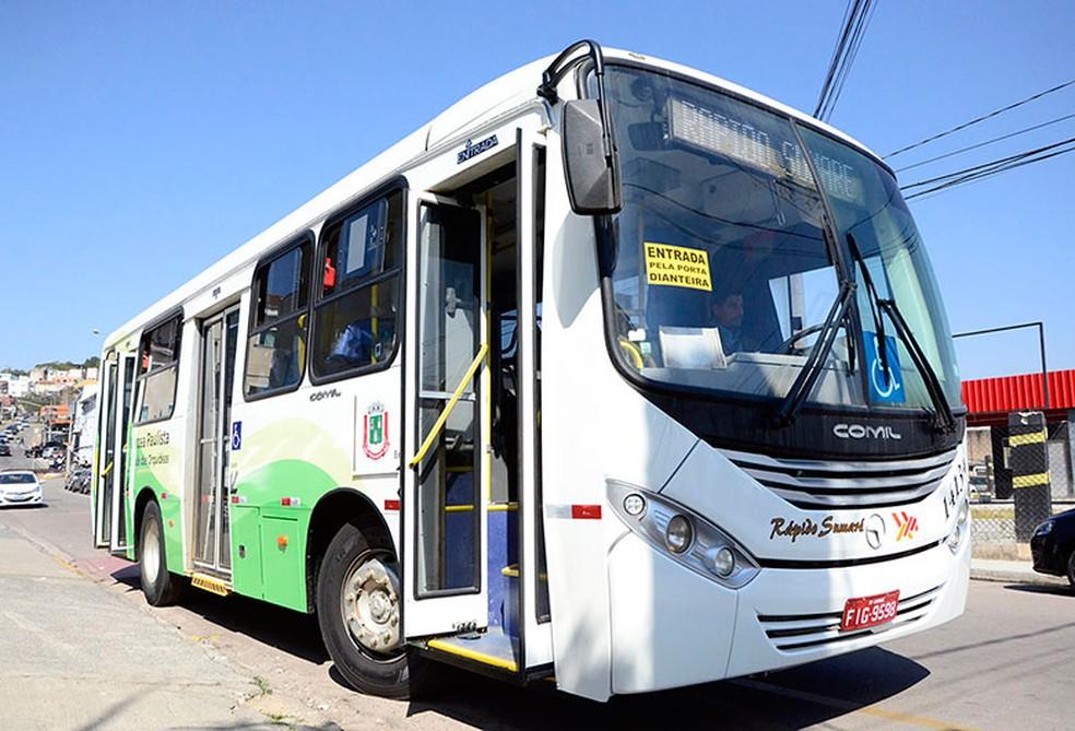 Novo sistema do transporte público de Várzea Paulista começa neste sábado (Foto: Prefeitura de Várzea Paulista/Divulgação)