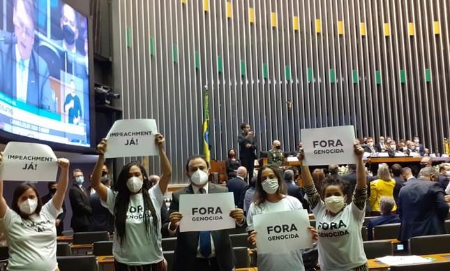 Bancada do PSOL