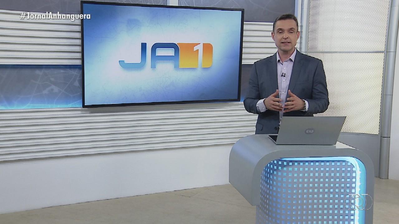 VÍDEOS: Jornal Anhanguera 1ª edição de terça-feira, 15 de dezembro de 2020