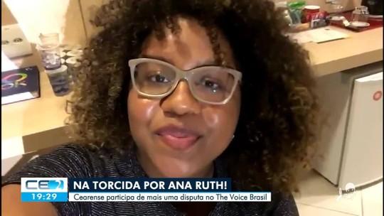 Cearense participa de mais uma disputa do 'The Voice Brasil'