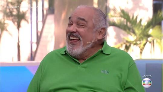 Roberto Bonfim é homenageado no 'Meu Vídeo É Um Show'
