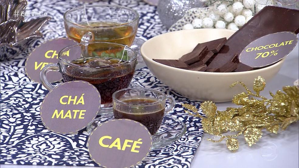 Cafeína melhora o foco — Foto: Reprodução/ TV Globo