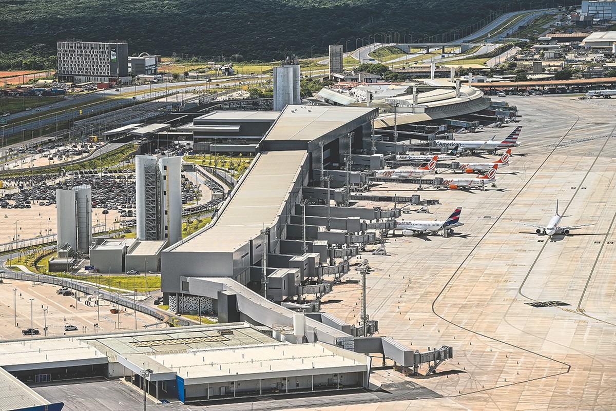 Aeroporto de Belo Horizonte é estratégico para expansão da aviação ...