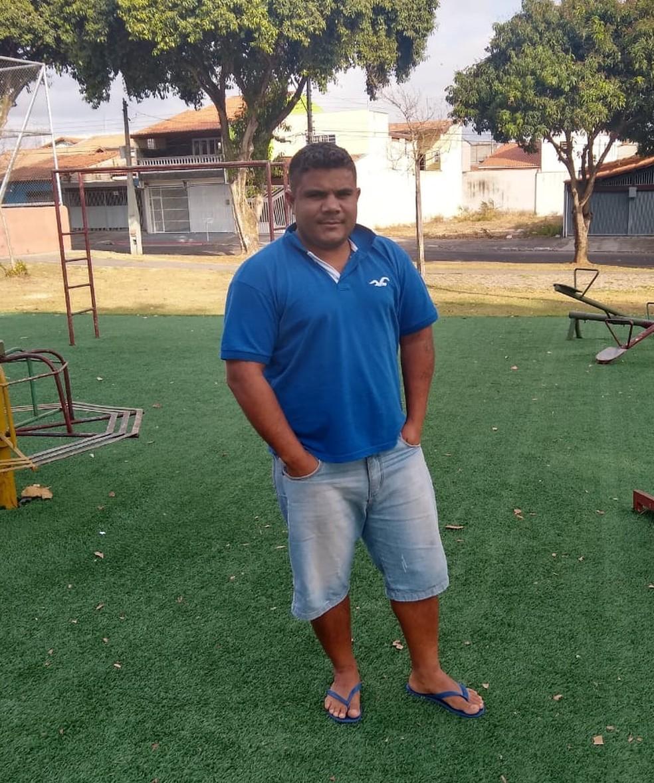 Cristiano Ferreira morreu engasgado em São José — Foto: Arquivo Pessoal