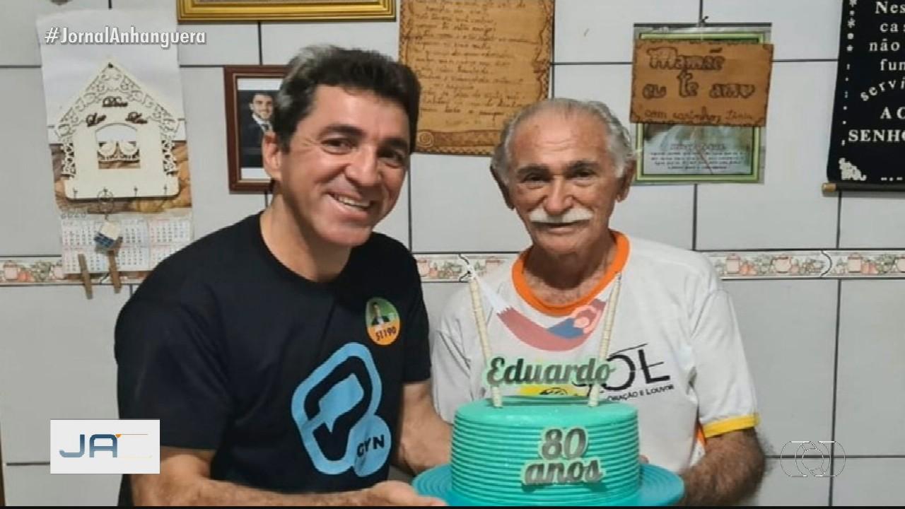 Vereador cabo Senna perde o pai para a Covid-19 oito dias depois de a mãe e irmão morrerem