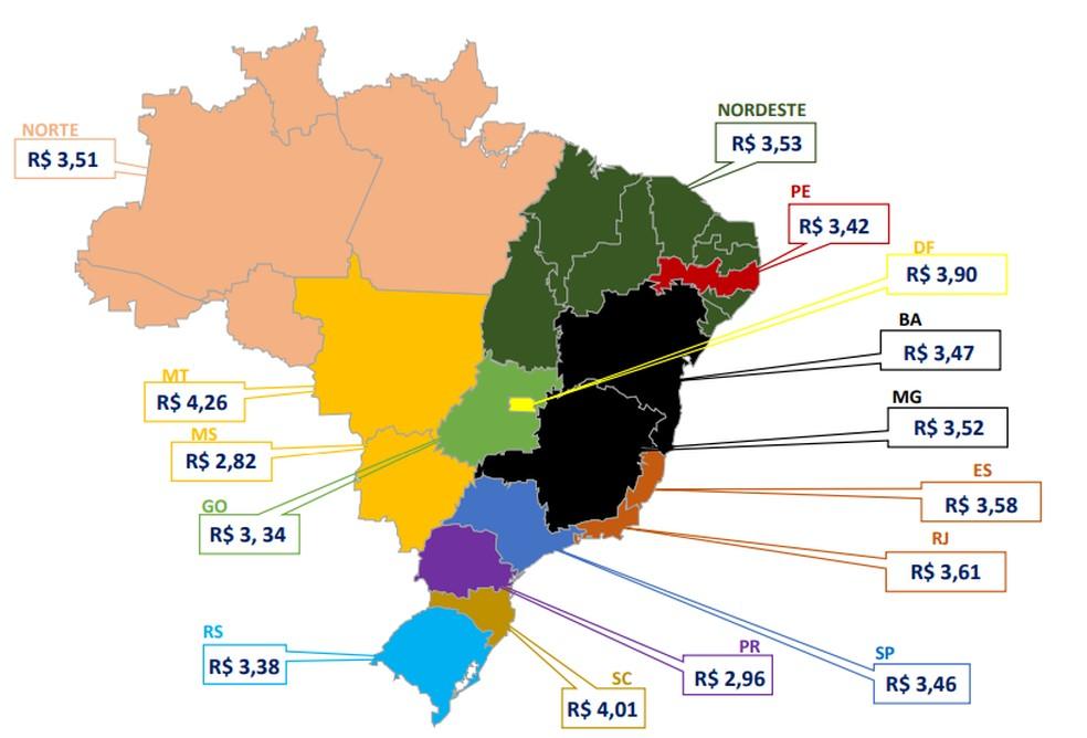 Mato Grosso tem o cigarro mais caro do país dentro do mercado ilegal — Foto: Ibope Inteligência/Reprodução