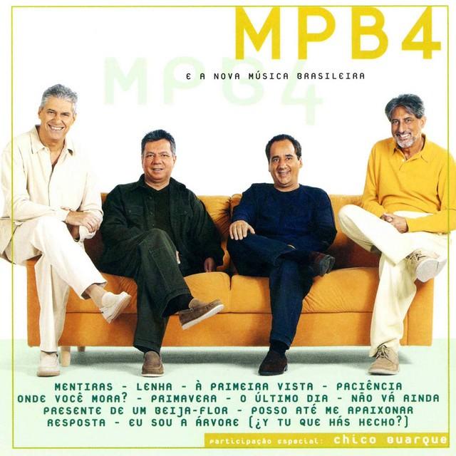 Discos para descobrir em casa – 'MPB4 e a nova música brasileira', MPB4, 2000