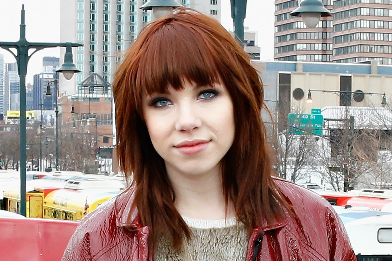 A cantora Carly Rae Jepsen, de 28 anos. (Foto: Getty Images)