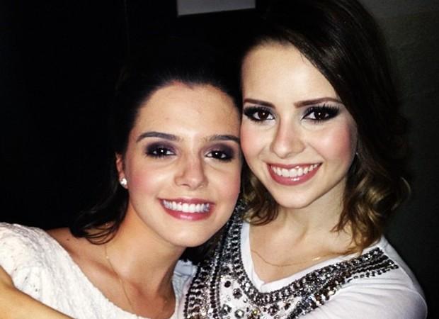 Giovanna Lancellotti e Sandy (Foto: Reprodução/Instagram)