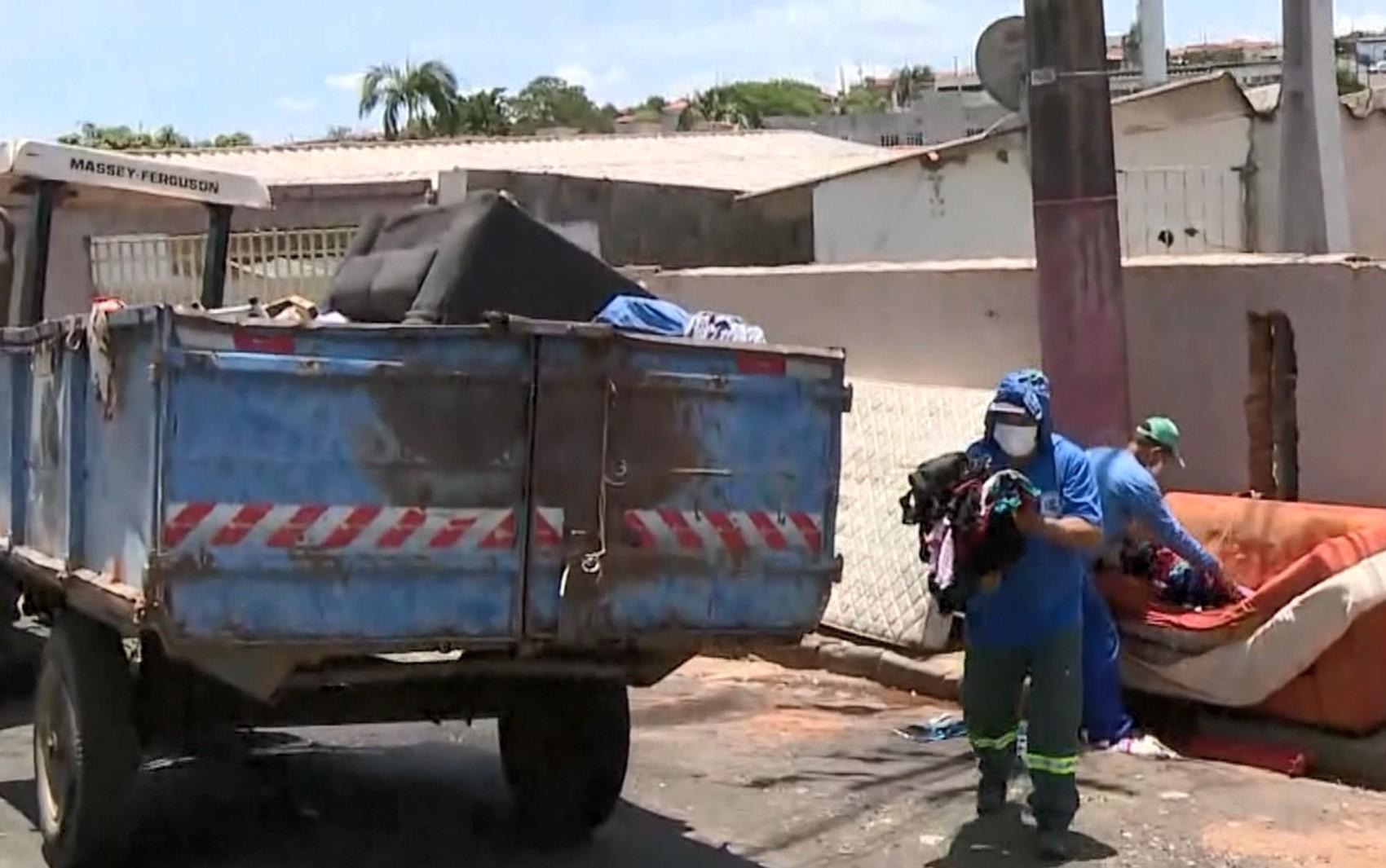 Temporal de 95mm desaloja família e gera danos em escola de Santo Antônio de Posse; previsão é de mais chuva