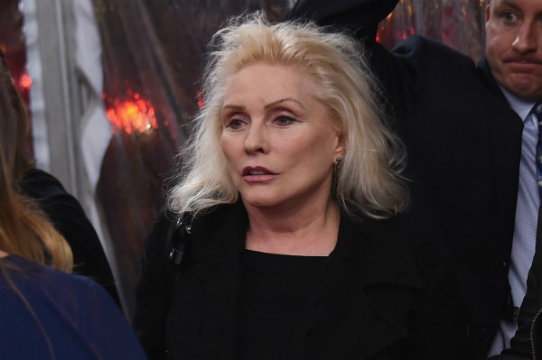 A cantora Debbie Harry (Foto: Getty Images)
