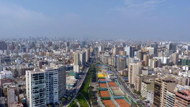 Lima, no Peru (Foto: Reprodução/Wikimedia Commons)